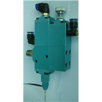 grease metering vavles and pressure regulator