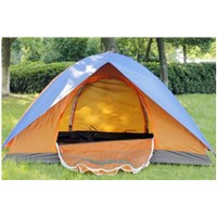 AMVIGOR Outdoor Camping Tent Double Layer