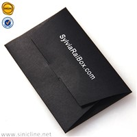 Fashion Envelop Gift Paper Box Packaging with custom logo design