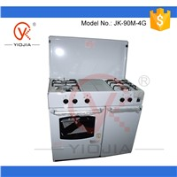 Four Burner Free Standing Gas Oven (JK-90M-4G)