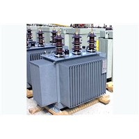 Pole mounted oil immersed Distribution Transformer