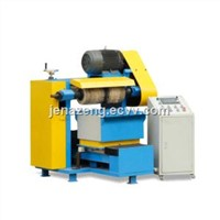 Stainless steel flat buffing machine