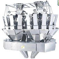 20 heads multihead weigher food packing machine,packaging machine