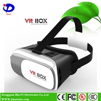 ISO Certificate High Quality VR Box BT 2.0 3D glasses Virtual Reality VR Headset vr box