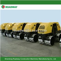 Remote control vibratory trench road roller/ sheep foot road roller