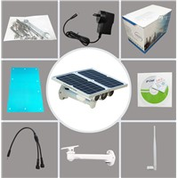 Solar Power AP Onvif P2P Wifi Outdoor IP Camera