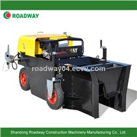 automatic concrete road curb paver