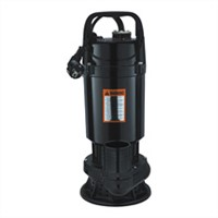 QDX submersible pump deep well borehole pump electric water pump