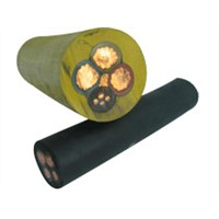 Rubber Sheathed Cable