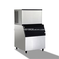 Commercial Stainless Steel Edible Ice Cubes Ice Making Machines For Sale