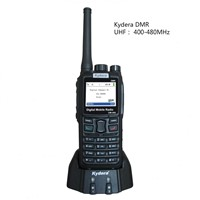 digital portable DMR two way radio DM-990 DMR GPS handy walkie talkie