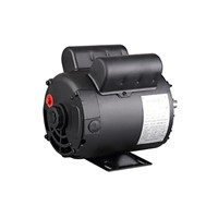 Nema CM02256 2hp SPL air compressor  single phase ac motor 115/230V, 15/7.5 Amp, 56 Frame, 3450 RPM,