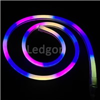 RGB programmable led flex neon