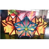 Star LED DJ Booth, Indoor P5