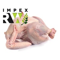 The frozen chicken export from Ukraine