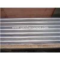stainless steel pipe in grade TP321/TP321H