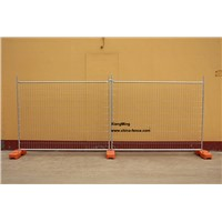 Australia/NZ AS4687-2007 galvanized temporary fence temporary fencing