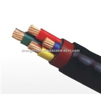 Copper Cable 240 sq mm 4 Core Armoured Power Cable Size 4*180mm