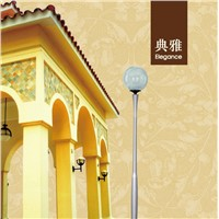 Jin Qi Fa light pole