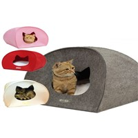 Warm Felt House for Pets