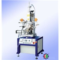 Hot Stamping Machine w/ Profile Modeling & Rubber Roller