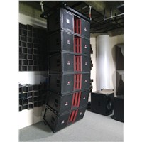Dual 15'' Four Way Line Array Speakerscconcert Sound System+line Array System