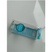 Plastic PVC/PET/PP packaging box for cell phone/gifts/cosmetics