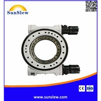 SDD14 Dual Axis High Precise Slew Worm Drive Slewing Bearing Ring