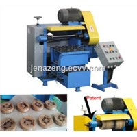 Automatic buffing polishing machinery
