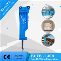 BLTB140 hydraulic breaker demolition stone hammer for 18-26ton excavator