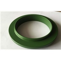 metal gasket with rubber coated