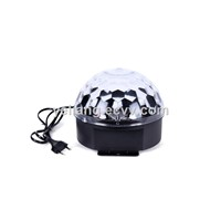 Wholesale High quality Mini Crystal Magic Ball LED Disco Stage Light