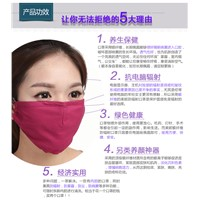 EMF shielding anti radiation face shield mask