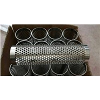 round hole stainless perforated tubes manufacturer