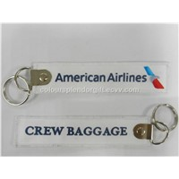 American Airlines Crew Baggage Luggage Tags