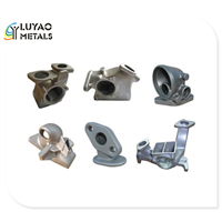 China Professional Casting Service for Metal parts