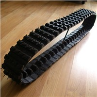 Robot Rubber Track 100*40*50 with wheels for wheelchairs