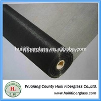 PVC Plastic Coated Fire Resistant fiberglass window screen
