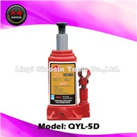 Hydraulic car lifting Bottle Jack 2 Ton and 5 Ton Jack Truck Tools