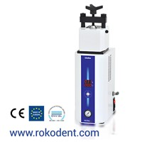 Dental laboratory Injection machine for thermoplastic material dentures ROKO