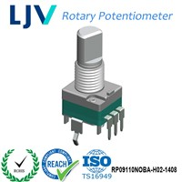 Dongguan LJV Stereo Volume Control Rotary Potentiometer Switch B203