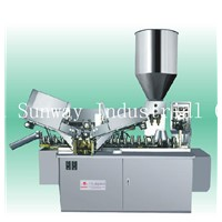 Laminated Tube PE Tube Filling and Sealing Machine for Cosmetic Toothpaste