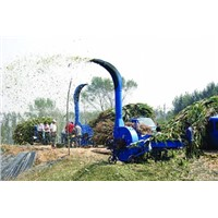Straw Crusher Grass Cutter Crusher