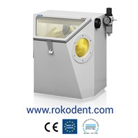 Dental laboratory Sandblaster ROKO