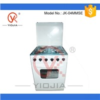 Four Burner Gas Stove With Gas Oven (JK-04MMSE)