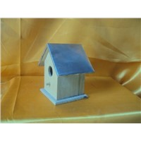 High Quality Customized Wooden Bird House