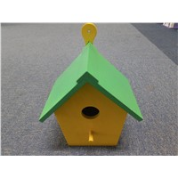 High Quality Bottom Wooden Bird Feeder