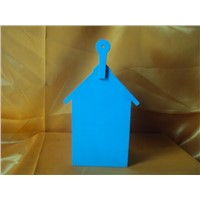 Bottom Price Customized Wooden Bird House