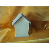 Bottom Price Customized Wooden Bird Cage