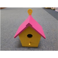 Bottom Price High Quality Wooden Bird House
